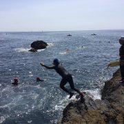 日本初・アジア初のスイムランレースに先駆けた「スイムラン練習会&ランチ交流会」開催(4/15江ノ島)