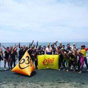 Zootウェット試着あり。プールと海の2本立てOWSトレーニング/E3 Fit OWS training (4/30大磯)