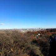 旅烏の「徒然グサッ!」〈2〉大都会を見晴らす小山