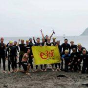 プールと海でスキル&スタミナトレーニング/E3 Fit OWS training(5/28大磯)