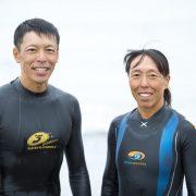 NZ×日本スタイル、堀直之&陽子のトレーニングセッション