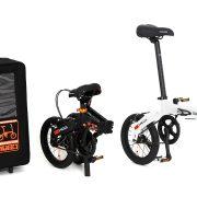 収納用スーツケース付 14インチ折りたたみ自転車HakoVelo/DOPPELGANGER