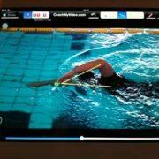 フォーム撮影と映像分析で変化を体感 スキルアップスイムBefore&After(8/11東京)