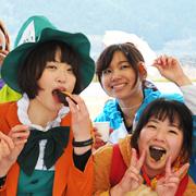 女性ランナー必見♪あま~い給水所が待っている「デザートビュッフェマラソン」(12/3東京)