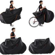 従来品より25%軽量化 バイク保管・輪行袋「マルチユースキャリングバッグ ウルトラライト」/DOPPELGANGER
