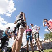 【まとめ】一流アスリートたちのレース当日の補給を大公開!アミノバイタル® for Triathlete