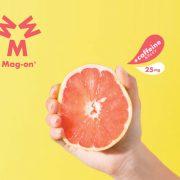 【新発売】補給が楽しみになる「酸味と苦み」をプラス! Mag-onエナジージェルに「ピンクグレープフルーツ味」が登場