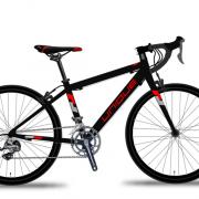 24インチ・ジュニアロードバイクの宅配レンタルを強化