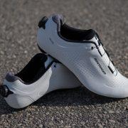 トライアスロンのロングにも最適な新型エアロシューズ「Bontrager Ballista Shoe」