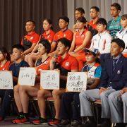 アジア大会結団式で細田雄一、競泳・瀬戸大也のトライアスロンデビューをけん制!?