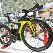 KONAを席巻したTRIバイク&ブランドも見て・触れる。サイクルモード2018開幕