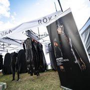 「ROKA」が日本国内での販売開始へ。サイクルモードで一部アイテムを展示